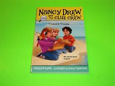 Nancy Drew and the Clue Crew: Treasure Trouble 20 by Carolyn Keene (2009, Paperback)