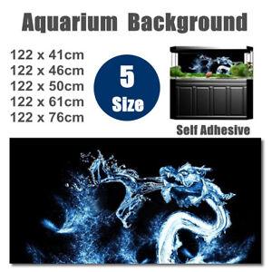 Water-Dragon-PVC-HD-Aquarium-Background-Poster-Fish-Tank-Decoration-Landscape-G