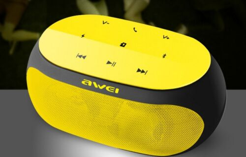 Best Mini Wireless Portable Bluetooth Speaker USB AUX Mobile Phone רמקול בלוטוס