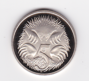 1999-Five-5-Cent-Proof-Coin-ex-Coin-Set-Australia