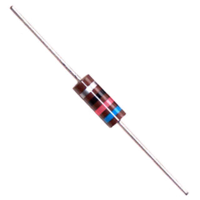 2/% Tolerance 13 Ohm Resistance NTE Electronics 1W013 Metal Composition Resistor Pack of 4 Inc. Axial Lead 500V 1W