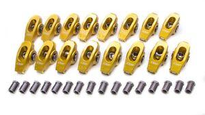 CRANE-27750-16-GOLD-RACE-ROLLER-ROCKERS-FORD-351C-351M-400M-1-73-7-16-034-STUD