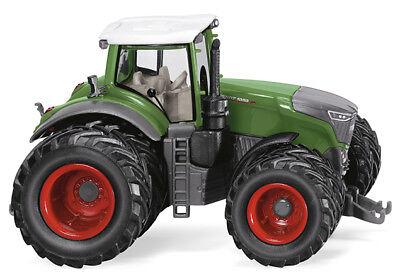 Wiking 089938 H0 Traktor Fendt Geräteträger mit Mähwerk