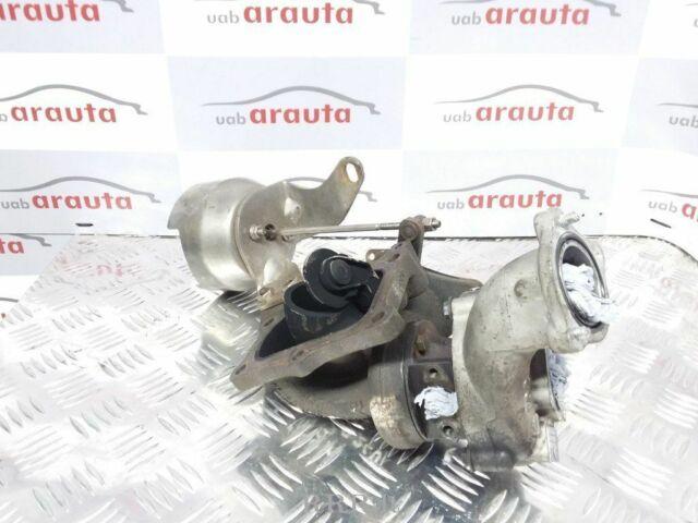 Mercedes-Benz Sprinter (W906) 2011 Diesel 95kW Turbocharger A6510905380 ARA388