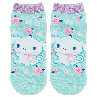 Sanrio Japan Cinnamoroll Flowers Adult Warm Socks