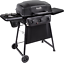 thumbnail 1 - Char-Broil Classic 360 3-Burner Liquid Propane Gas Grill With Side Burner