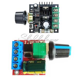 5V-35V/12V~40V PWM 5A/10A 20khz LED DC Motor Controller ...
