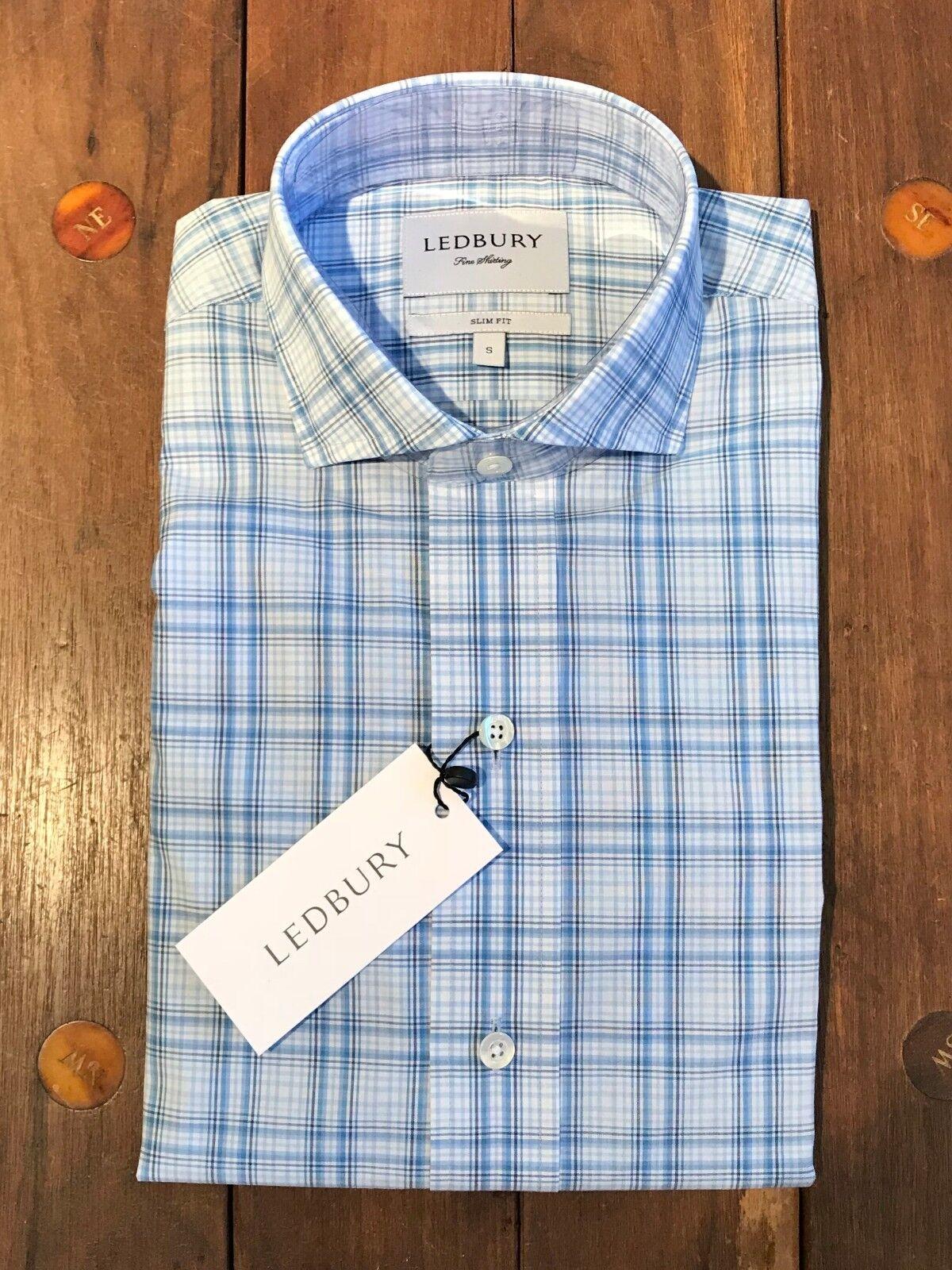 Ledbury Sport Shirt - The Robinette Plaid - Slim Fit