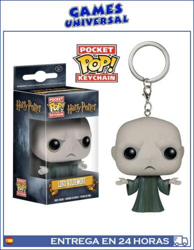 Pocket Pop llavero Harry Potter Voldemort Funko