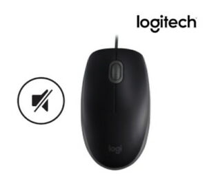 Details about [Logitech] M110 Quiet Silent USB Mouse Optical 1000DPI Retail  Box - Black