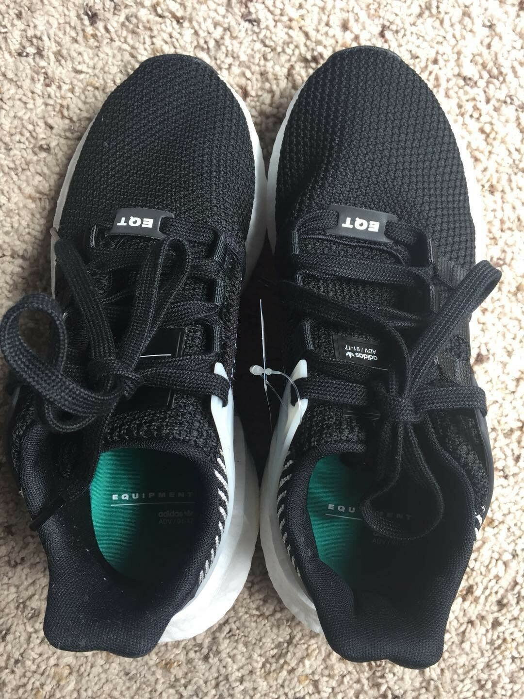 ADIDAS Womens 6.5 EQT SUPPORT 93 17 PRIMEKNIT BOOST BOOST BOOST BY9509 LIFESTYLE SHOES  180 5c95cc
