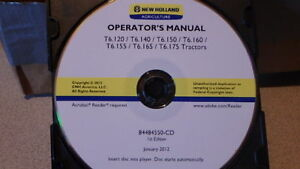 NEW-HOLLAND-T6-120-175-TRACTOR-OPERATORS-MANUAL-ON-CD-CD37