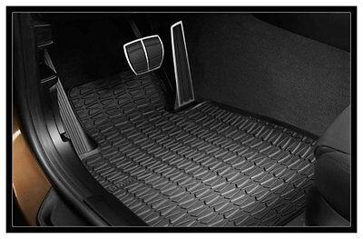 Original BMW Gummimatten für den X1 E84 HINTEN in schwarz