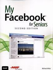 My Facebook for Seniors (2nd Edition)-ExLibrary