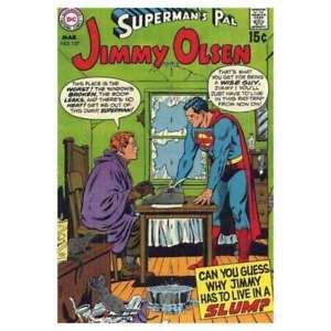 Superman-039-s-Pal-Jimmy-Olsen-1954-series-127-in-VF-minus-cond-DC-comics-0v