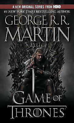 1 of 1 - A Game of Thrones (HBO Tie-In Edition): A Song of Ice and Fire: Book One by...
