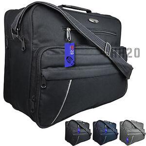 Holdall Hand Luggage Cabin Bag Hook On Flight Overnight Case Mens ...
