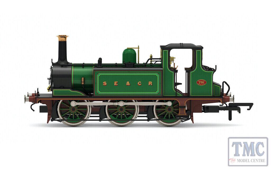 R3782  Hornby OO Gauge SE&CR, 'Terrier', 0-6-0T, 751 - Era 2
