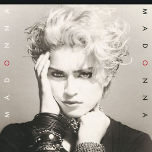 NEW-CD-Album-Madonna-Self-Titled-First-Album-Mini-LP-Style-Card-Case