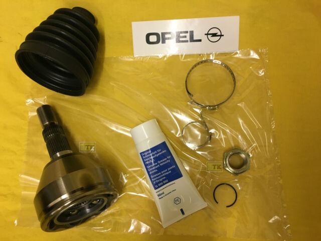 Nuevo Rep Kit Articulación Eje de Transmisión Opel Astra H 2,0 Turbo con 170/200