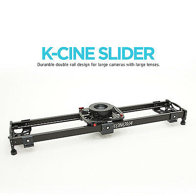 "Konova Slider K Cine 150cm(59.0"") Professional Cinema Camera Film Produce"