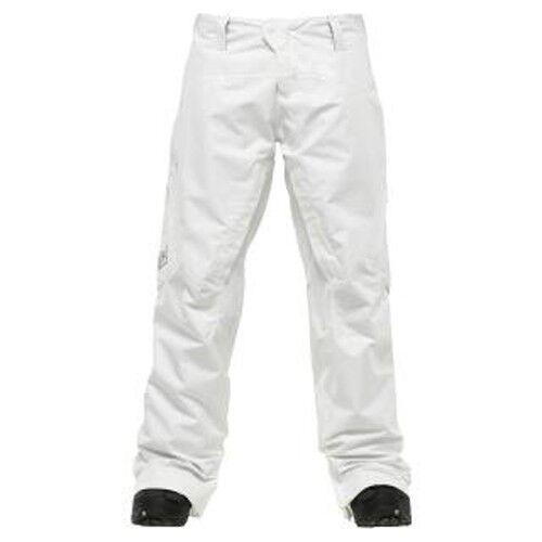 Burton  2L Summit Core-Tex Snowboard Pantalones (L) blancoo Brillante  saludable