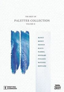 NEW-The-Best-Of-Palettes-Collection-Vol-2-DVD-RARE-FREE-POST