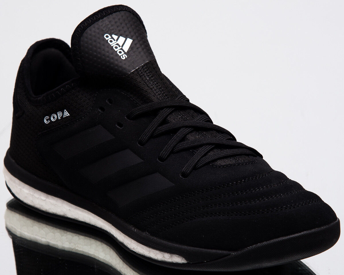 Adidas Copa Tango Tango Tango 18.1 Trainers Men New Black White Lifestyle Sneakers BB7518 715872