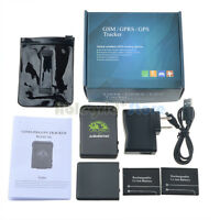 Realtime Gps Tracker Gsm Gprs System Vehicle Tracking Device Tk102 Spy+charger
