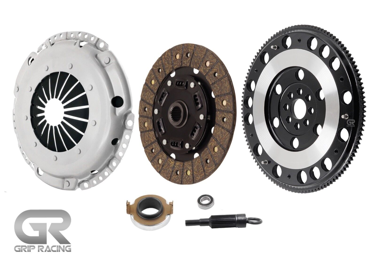 Details about GRIP RACING Fits ACURA TSX 2 4L K24 K24A2 PREMIUM STAGE 2 &  LIGHTWEIGHT FLYWHEEL