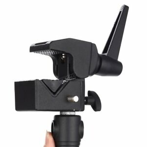 Details about Meking Photography Studio Multi-function Super Clamp Studio C  Clamp with Stud