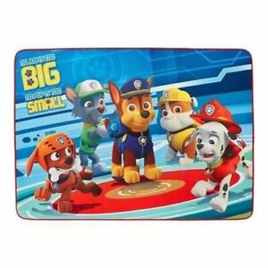 Details About Paw Patrol Accent Room Rug 40 X 56 Graphic Carpet Pups In Action Large New
