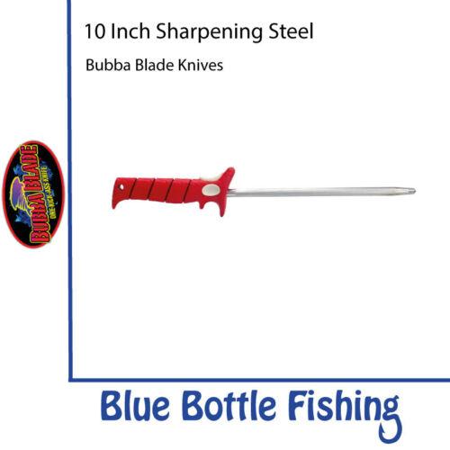 Bubba Blade 10 Inch Sharpening Steel