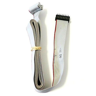 16 pin to 16 pin six inch DIP cable
