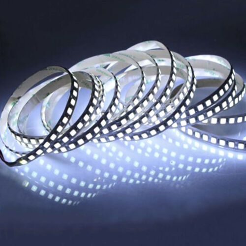 5m RGB CCT RGBW LED Strip Light 120leds//m White Flexible tape string lamp lot