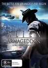 Alien Armageddon (DVD, 2014)