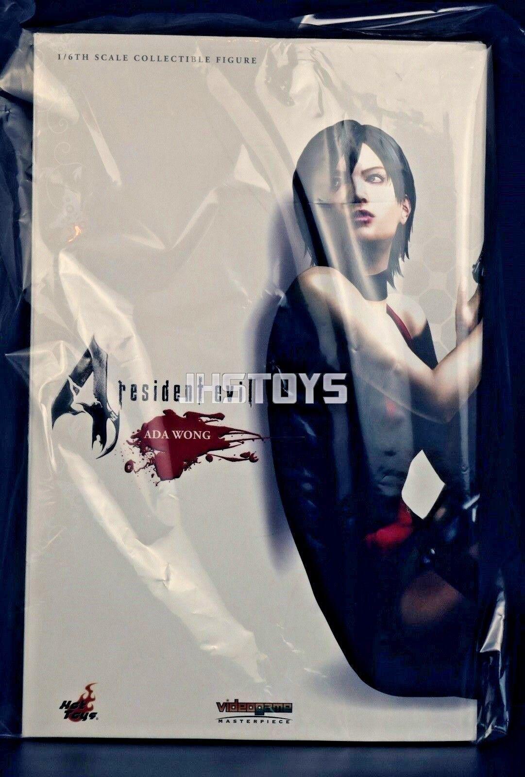 Hot Toys 1 6 Resident Evil Biohazard 4 Ada Wong VGM16