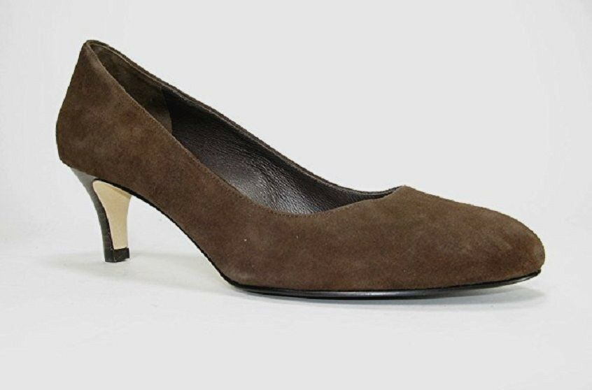 Cole Haan AIR CLAIR  Pump Heel Dress Shoes Womens Brown Suede 6 NEW IN BOX