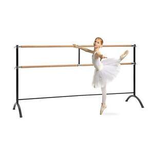 occasion barre de danse classique pose libre entrainement ballet 220 x 113 cm ebay. Black Bedroom Furniture Sets. Home Design Ideas