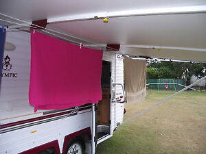 Image Is Loading Caravan Clothesline For Roll Out Awning