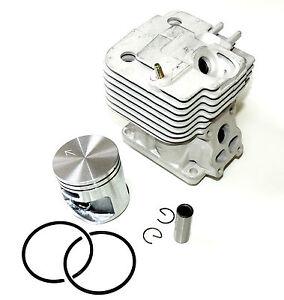 Cylindre et piston Assemblage 52mm Fits Stihl 038 MS380 tronçonneuse