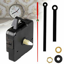 Details about  /1 Set Clock Movement Mechanism Battery Operated DIY Repair Parts Replacement
