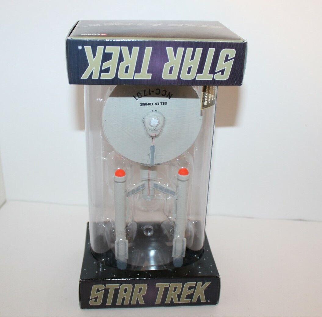 Corgi Star Trek 40th Anniversary Collection U.S.S Enterprise Brand New CC96601