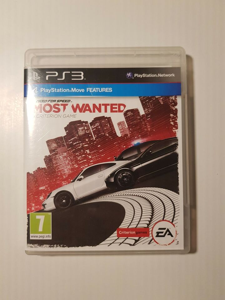 Need for speed, PS3