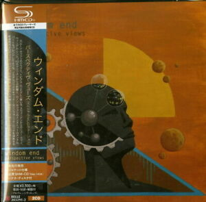 WINDOM-END-PERSPECTIVE-VIEWS-JAPAN-MINI-LP-SHM-CD-CD-BONUS-TRACK-I19