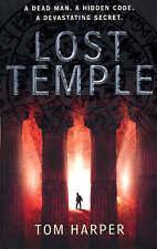 Lost Temple, Harper, Tom Paperback Book