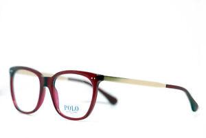 Optische Brille Polo Ralph Louren Ph2170 5458 Brillenfassungen rot