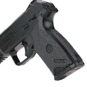 Details about FoxX Grips, Gun Grips New Ruger Security 9 Grip Enhancement  Non Slip Black
