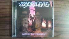 Sacrilege - Within The Prophecy(1987)CD