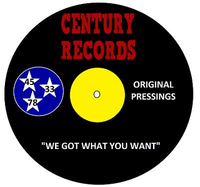 CENTURY RECORDS